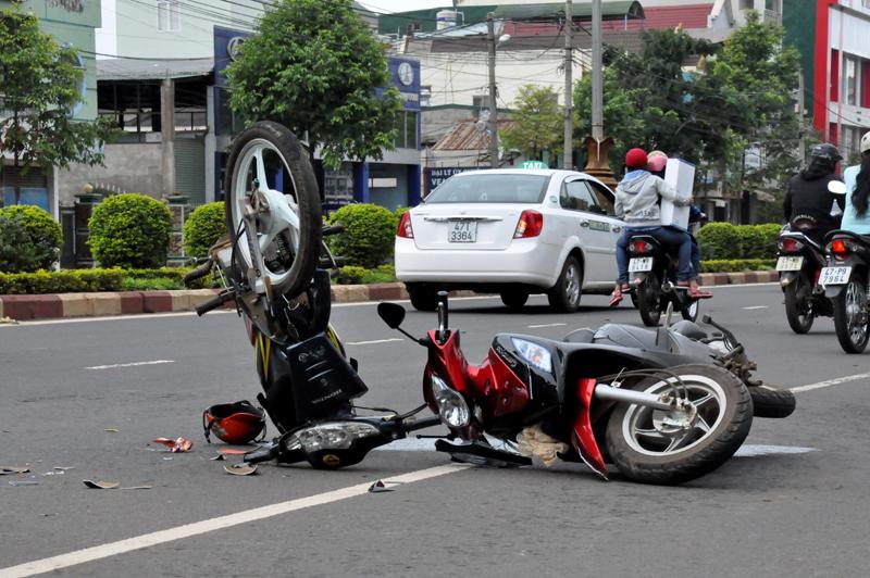 tin tức mới cập nhật hôm nay cho biết tỷ lệ tử vong do tai nạn giao thông tăng 50% trong 6 ngày Tết