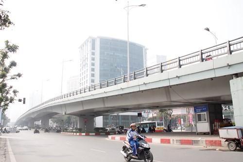 Phát hiện nhiều sai phạm trong xây dựng cầu vượt
