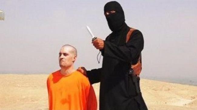 Tên đao phủ IS trong video hành quyết nhà báo Mỹ