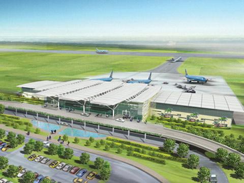 Tin tức mới cập nhật hôm nay cho biết Dự án xây dựng Sân bay Long Thành trở lại bàn nghị sự