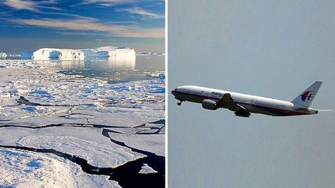 tin tức mới cập nhật hôm nay đề cập đến Phát hiện bất ngờ về máy bay MH370