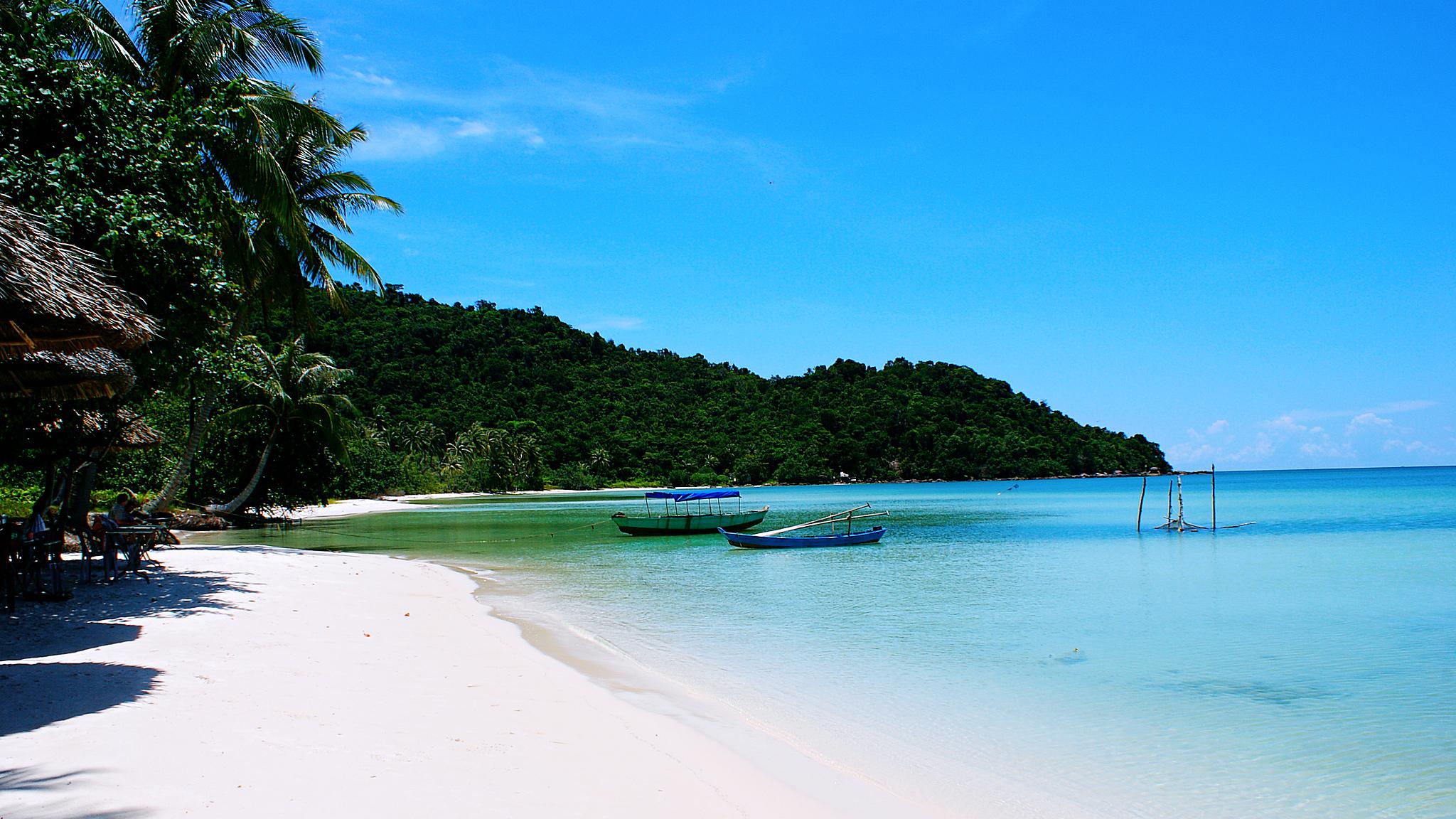 Đến với Đảo ngọc Phú Quốc như đến với thiên đường tình yêu
