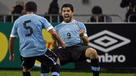 Dự đoán kết quả trận Uruguay đấu với Costa Rica
