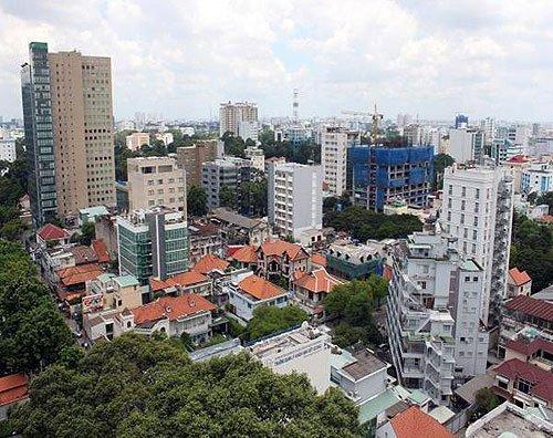 giá bất động sản ở Việt Nam