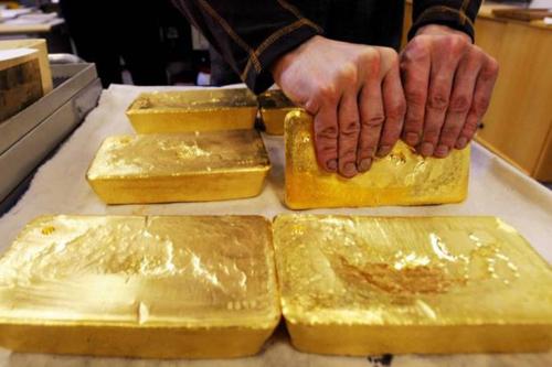 Giá vàng hôm nay tăng mạnh sau cuộc họp của EBC
