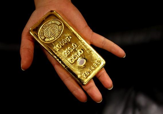 giá vàng hôm nay 24/5 tiếp tục xuống thấp khi khả năng tăng lãi suất tăng cao
