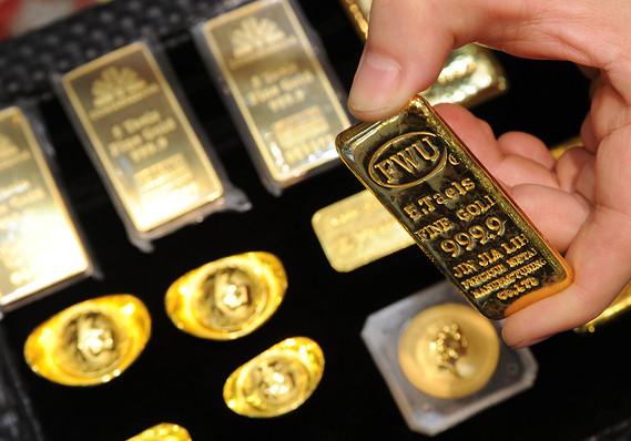 giá vàng thế giới tuần này giảm mạnh nhất từ đầu năm 2016