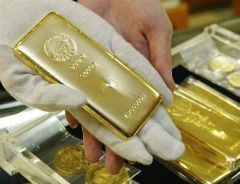 Đồng đô la giảm mạnh, tuy nhiên giá vàng thế giới vẫn bình lặng