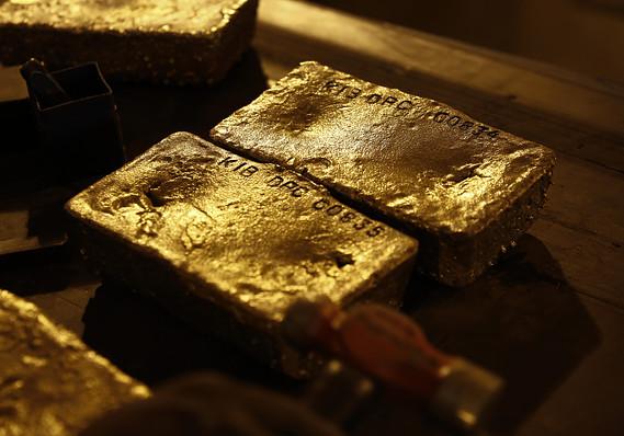 giá vàng hôm nay vẫn duy trì mức đáy do áp lực từ phía Fed