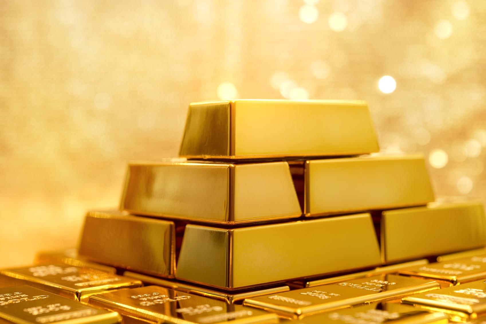 Giá vàng hôm nay lên cao chủ yếu do sự suy yếu của đồng đô la Mỹ