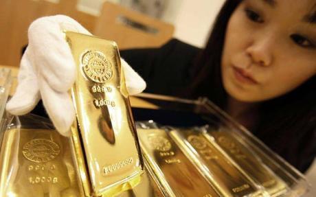 giá vàng hôm nay 29/6 giảm do các nhà đầu tư bán ra chốt lời