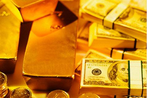Giá vàng thế giới hôm nay tăng lên mức cao nhất trong hơn hai tuần qua