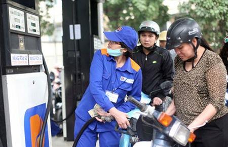 Xăng dầu đồng loạt tăng giá từ 20h ngày 23/6