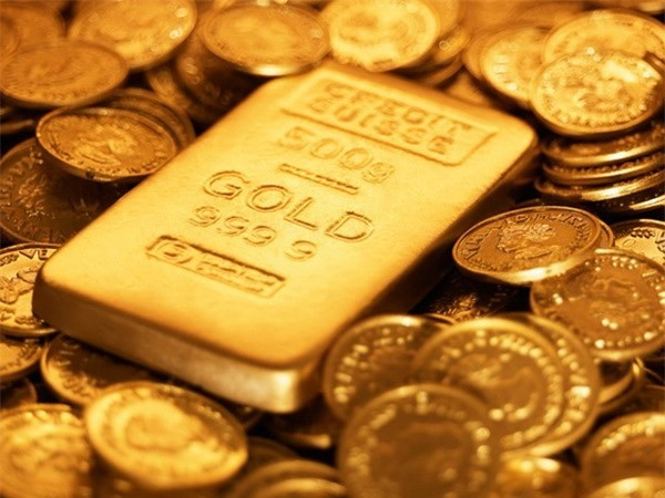 giá vàng hôm nay ngày 21/2/2015 giảm xuống dưới mức 1200 USD/ounce sau khi EU đạt được hiệp định về việc mở rộng gói cứu trợ cho Hy Lạp