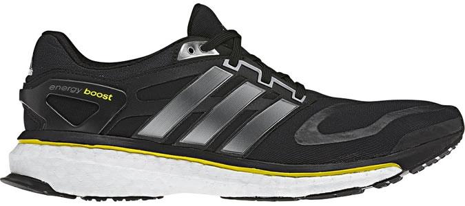Giày chạy bộ nam Adidas Energy Boos giá khoảng 3,5 triệu VND. Ảnh minh họa