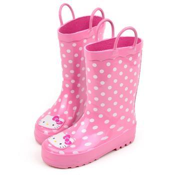Boot nhựa thích hợp đi vào trời mưa. Ảnh minh họa
