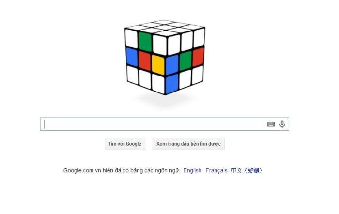 Google và khối Rubic ảo