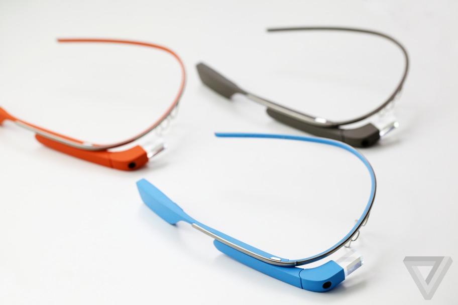 Các mẫu kính Google Glass