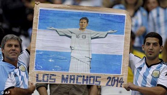 Kết quả tỉ số trận Hà Lan - Argentina World Cup 2014