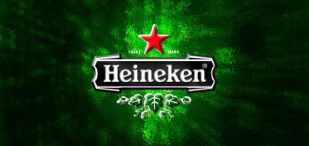 thương hiệu bia Heineken