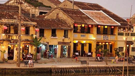 Địa điểm du lịch Tết Hội An đem lại cảm giác thanh bình, truyền thống cho du khách