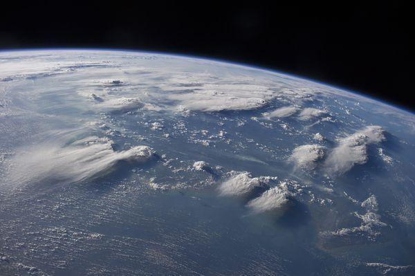 Hình ảnh tuyệt đẹp của Trái Đất theo góc nhìn của các phi hành gia