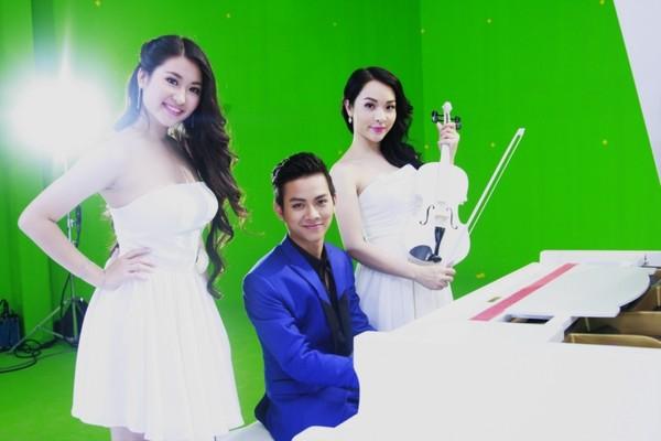 Hoài Lâm ra MV với sự xuất hiện của con gái NSƯT Tạ Minh Tâm
