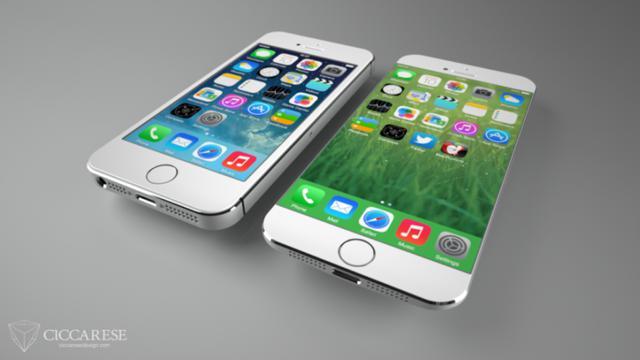 Bom tấn iPhone 6 với những thay đổi vào phút cuối hy vọng mang đến những đột phá bất ngờ