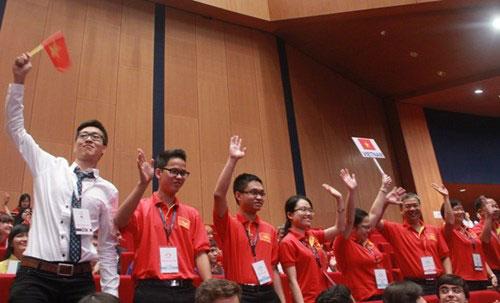 olympic hóa học quốc tế đoàn Việt Nam
