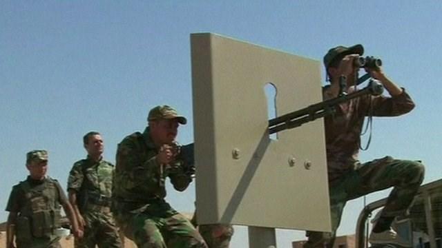 Các chiến binh Peshmerga