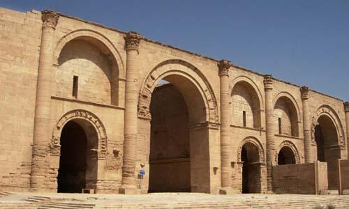 Khủng bố IS đã phá hủy thành cổ 2000 năm ở Iraq