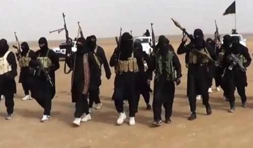 Các chiến binh IS nổi tiếng tàn ác