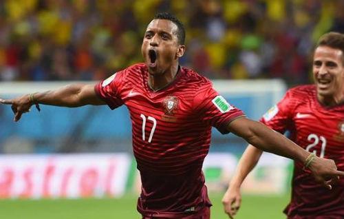 Kết quả tỉ số trận đấu Mỹ - Bồ Đào Nha World Cup 2014