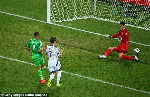 Kết quả tỉ số trận đấu Nigeria – Bosnia World Cup 2014