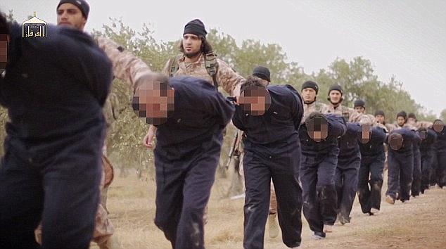Khủng bố IS bán cả nội tạng con tin còn sống