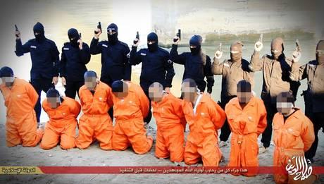 Khủng bố IS hành quyết 8 người đàn ông Iraq