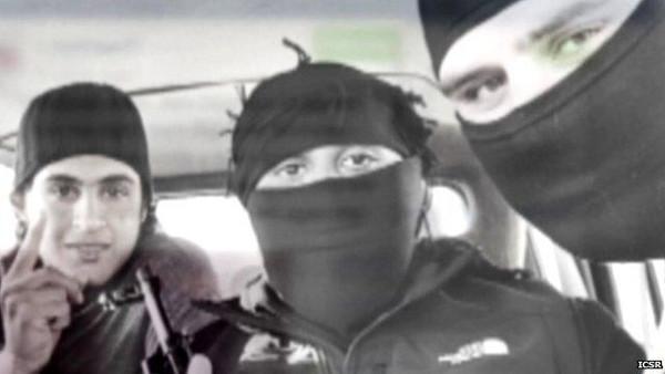 Imran Khawaja, 27 tuổi đã thừa nhận tham gia vào nhóm khủng bố IS