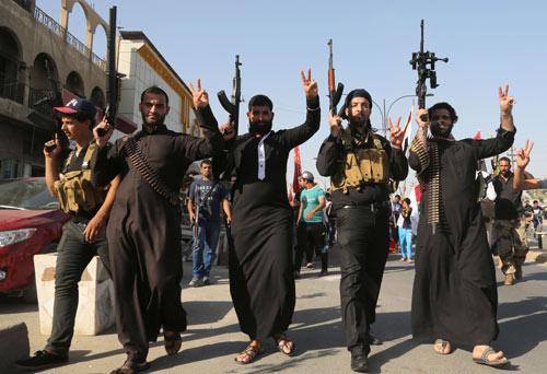 Những phần tử khủng bố IS có mức thu nhập khá cao