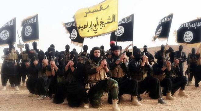 Ít nhất 20 tay súng của khủng bố IS đã bị tiêu diệt mới đây