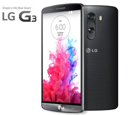 G3 được cho là đã giúp LG nâng doanh số quý II lên mức kỷ lục