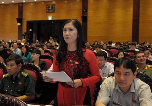 Quốc hội đã quyết định sẽ thông qua dự luật Biểu tình