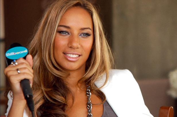 Leona Lewis  giảm cân bằng chế độ detox