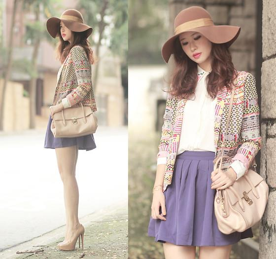 Bạn gái có thể mặc đẹp mỗi ngày cũng như hôm 8/3 với phong cách vintage cổ điển, lãng mạn