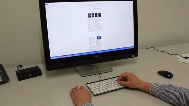 mẫu bàn phím mới của Microsoft