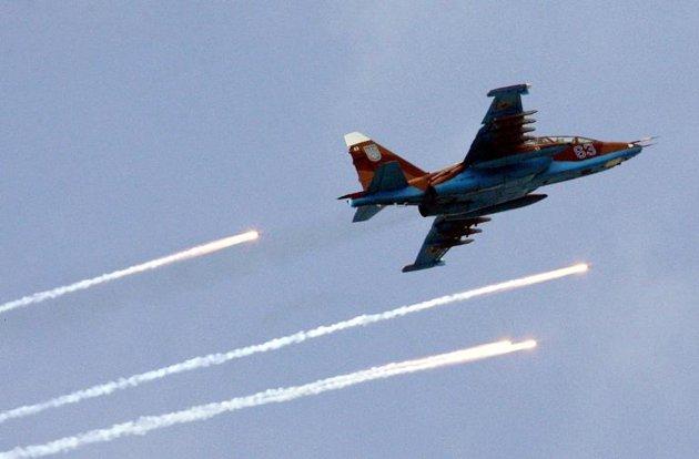 máy bay quân sự Ukraine bị bắn hạ