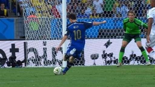 Kết quả tỉ số trận Đức – Argentina Chung kết World Cup 2014