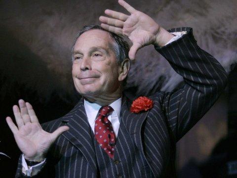 Chủ tịch tập đoàn Michael Bloomberg với cuộc hành trình thăng trầm