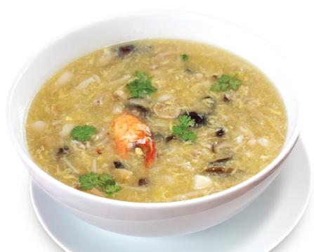 Súp gà nấm hương là một món súp mùa đông vô cùng bổ dưỡng