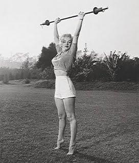 biểu tượng sex Marilyn Monroe