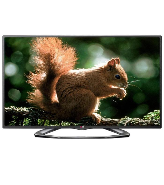 Mẫu tivi LED 42 inch này của LG sở hữu khung viền mỏng nhất trong số các tivi được giới thiệu